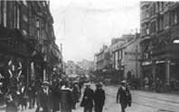 High Street Swansea. 1930